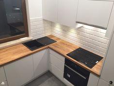 Kitchen Room Design, Home Decor Kitchen, Interior Design Kitchen, Kitchen Furniture, Home Kitchens, Small Kitchen Plans, Pastel Kitchen Decor, Cocinas Kitchen, Modern Kitchen Cabinets