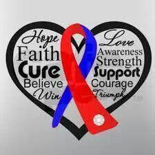 Chd Awareness Brain Cancer Leukemia Endometriosis Liver