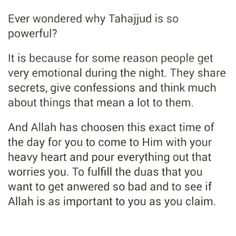 The power of the Tahajjud prayers. Islamic Qoutes, Islamic Teachings, Islamic Inspirational Quotes, Muslim Quotes, Religious Quotes, Islamic Dua, Hadith Quotes, Allah Quotes, Prayer Quotes