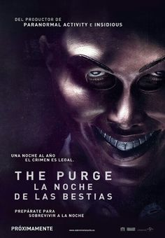 The Purge La noche de las Bestias