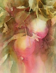 Brenda Swenson: Negative Painting with Watercolor