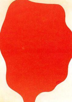 Ellsworth Kelly Orange Form