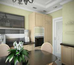 Квартира на Нагатинской набережной.   Власова Мария г. Москва