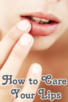 No lipstick is going to look luxurious if your lips aren't well cared for! Since lips have no natural protection here are some lip care tips that will help keep | See more about lips, lip care and winter.