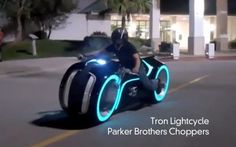 """TRON BIKE! (Street Legal, Electric + Affordable, Worth-Getting Alternatives)  The """"Worth-Getting"""" Alternatives comes from a quick analysis that's pretty enticing (at least to me, but I'm obviously biased :P)"""