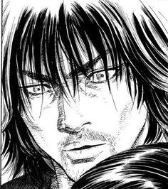 Vagabond Manga, Miyamoto Musashi, Manga Tutorial, Japanese Characters, How To Be Likeable, Good Manga, Zoro, Artist Art, Manga Art