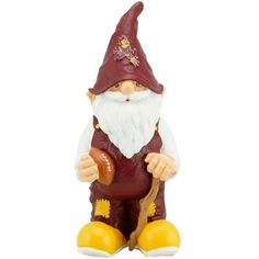 Arizona State Sun Devils Football Garden Gnome
