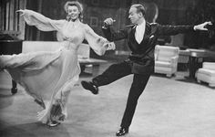 Vera Ellen & Fred Astaire in Three Little Words