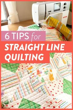Quilting For Beginners, Sewing Projects For Beginners, Quilting Tips, Quilting Tutorials, Quilting Designs, Sewing Tutorials, Quilting Projects, Beginner Quilting, Machine Quilting Patterns