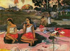 paul gauguin X sacred spring