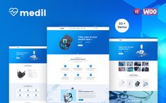Medil - Medical WooCommerce WordPress Theme