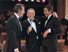 Reunion between Jerry Lewis and Dean Martin (after 20 years of no contact) on the Labor Day Telethon, all thanks to Frank Sinatra surprising Jerry.  GREAT!