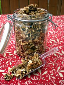 The Hub of our Home: Homemade Granola