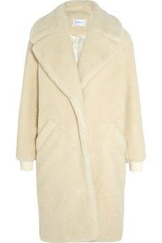 CARVEN Oversized Shearling Coat. #carven #cloth #coat   Carven ...