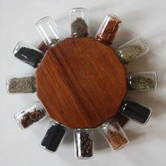 Teak Spice Wheel, 185€, now featured on Fab.