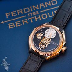 Ferdinand Berthoud's debut FB1 Chronometer.
