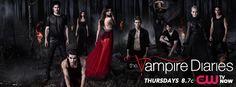 vampire diaries & vampirler günlüğü dizisi 6.sezona kadar çekilmiştir iyi seyirler
