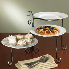 3 Tier - Cake Stand - $22.00