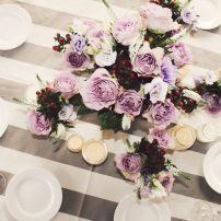 Tendencias para boda en Son Mir. Decoración de Moments Foto: Giselle Palou
