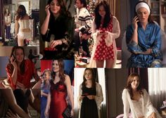 One of my goals in life is to have a lingerie collection that rivals Blair Waldorf's.