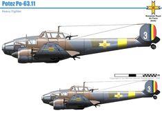 Ww2 Aircraft, Military Aircraft, Luftwaffe, Fighting Plane, War Thunder, Ww2 Planes, Military Photos, Aircraft Design, Royal Air Force