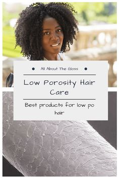 The signs of low porosity hair are easy to miss but very frustrating. You may feel like you have difficult hair but it feels like nothing you do to it actually sticks. Natural Hair Tips, Natural Curls, Natural Hair Styles, Natural Life, Low Porosity Hair Products, Hair Porosity, Curly Hair Care, Curly Hair Styles, Wavy Hair