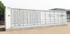 20ft Container, Energy Storage, Storage Solutions, Home Appliances, Indoor, Outdoor Decor, House Appliances, Interior, Shed Storage Solutions