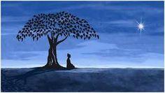 Buddha megvilágosodott