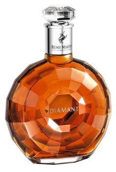 Rémy Martin launches retail-bottle Diamant Cognac in October Vodka, Tequila, Alcohol Bottles, Liquor Bottles, Perfume Bottles, Fun Drinks, Alcoholic Drinks, French Cognac, Wine And Liquor