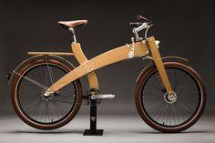 Mud Cycles - Bikes & Wood Bikes Wooden Bike // Bicicleta de Madeira