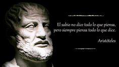 Aristóteles nacio en Estagira, Reino de Macedonia, en el año 384 a.C.. Hijo del médico real de Macedonia, #citas