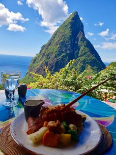Things To Do In St Lucia: Have a seafood lunch at Dasheene Restaurant at Ladera Resort. lucia honeymoon Top 10 Things To Do In St Lucia St Lucia Caribbean, Southern Caribbean, St Lucia Honeymoon, Romantic Honeymoon, Romantic Vacations, Romantic Travel, St. Lucia, Caribbean Vacations, Holiday Resort