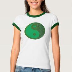 YinYang Style: Women's American Apparel Fine Jerse T-Shirt - anniversary gifts ideas diy celebration cyo unique