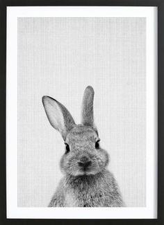 Print 48 en Affiche premium encadrée par Lila x Lola | JUNIQE