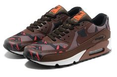 100% authentic d14b2 85821 Nike Air Max 90 Premium Tape Brown Camo Air Max 90 Premium, Camo Shoes,