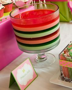 Princess Jello #recipes