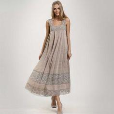 Платье льняное - Волтри - арт.14282
