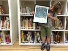 Frame your child's poetry and hang it on the wall... where it belongs.