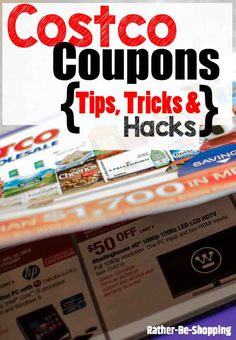 Costco Coupons and Promotional Codes: Insider Tips to Maximize Your Savings in 2017 - Finance tips, saving money, budgeting planner Costco Coupons, Costco Shopping, Costco Deals, Bargain Shopping, Shopping Hacks, Best Money Saving Tips, Money Tips, Saving Money, Money Hacks
