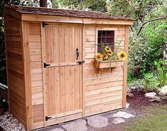 Outdoor Living Today - 8 x 4 SpaceSaver Lean To Style Shed - Outdoor Living Today
