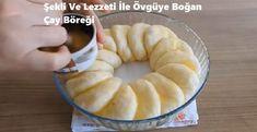 Şekli Ve Lezzeti İle Övgüye Boğan Çay Böreği   Renkli Hobi Iftar, Turkish Recipes, Tiramisu, Cantaloupe, Yogurt, Food And Drink, Fruit, Cooking, Recipes
