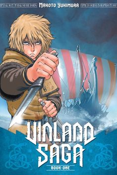 Vinland Saga; beautifully-drawn Viking saga about a boy who, when his once-warrior father is killed by raiders, joins their mercenary band in order to someday get revenge. A meditation of the meaning of true strength & freedom and the quest to understand & discover the peace his father dreamed of in a world that is about to undergo great change.