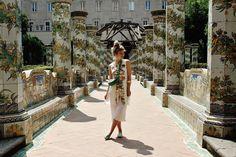 #vintage #travelling #loveit #white #flowers #Italy #Espadrillas #cactus #fiori