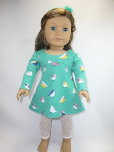Outfit for your American girl doll by CindyrellasCloset on Etsy