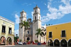 San Bernadino cathedral, Valladolid, Mexico...on our list.  It was truly beautiful!