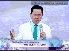 """Exposing and Destroying the Antichrist"" On Sounds of Worship by Pastor Apollo Quiboloy Spiritual Enlightenment, Spirituality, Deut 6, I Have Spoken, Breaking News Today, Kingdom Of Heaven, Fathers Love, Son Of God, Pastor"