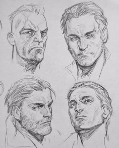 XaFeelGood (AKA: Kay) - one of the illustrators for Demon Slayer (along w Phobs) - Face Drawing Reference, Art Reference Poses, Character Sketches, Character Art, Animation Character, Character Illustration, Volume Art, Comic Face, Face Sketch