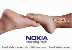 Nokia Connecting People!!!!