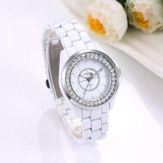 Crystal Rhinestone Folding Clasp Watch – uShopnow store