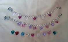 Beautiful Swarovski Crystalson a Delicate Double by DizzyDrakes, £15.00